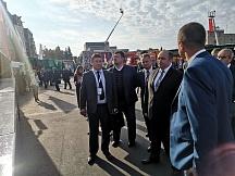"ОАО ""Белшина"" во 2-м Форуме регионов Беларуси и Украины"