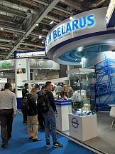 ОАО «Белшина» приняло участие во 2-й Китайской международной выставке импортных товаров и услуг «China International Import Expo»