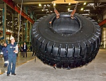 NEW TEST OF BELARUSIAN TIRES - GIANTS